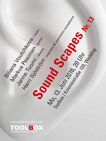Sound scapes 13
