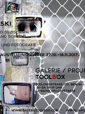 Juha Sääski, Toolbox, Berlin 2017