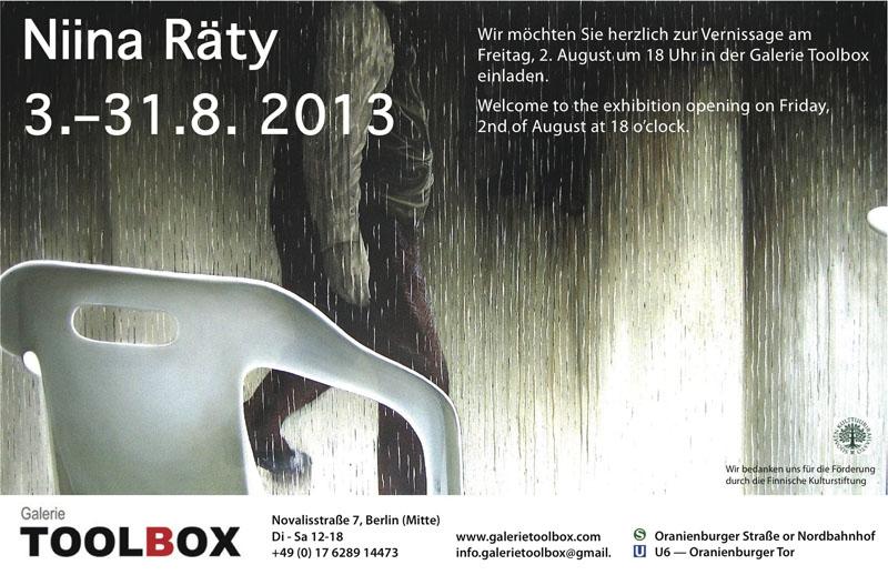 invitation Niina Räty