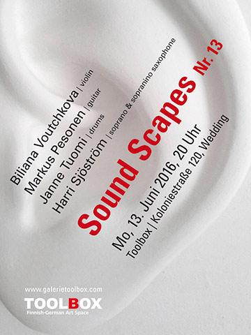 Sound scapes 13